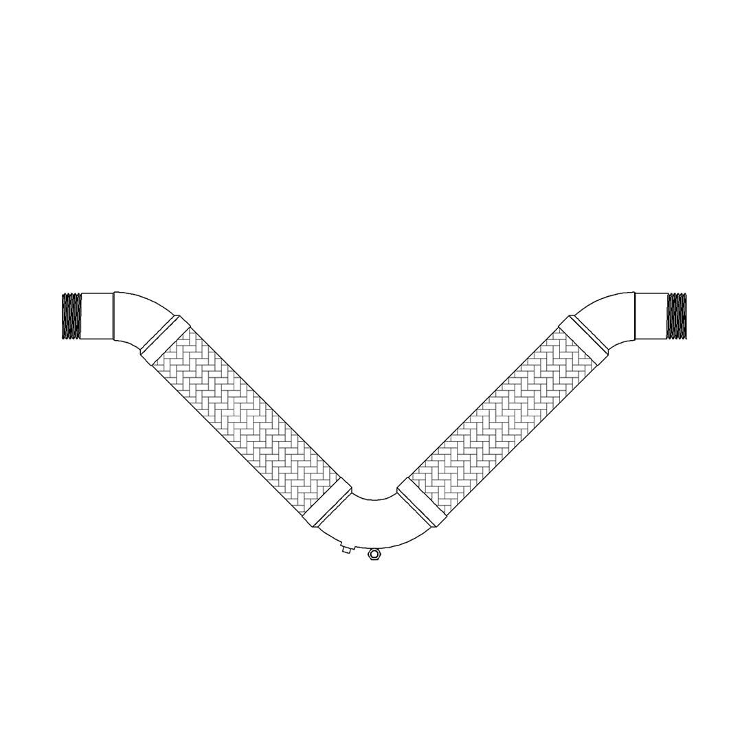 V-Loop Threaded Ends