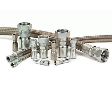 PTFE Hose & Fittings